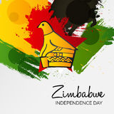 Zimbabwe independence day. Royalty Free Stock Photography
