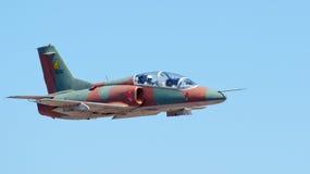Zimbabwian k-8 vuela más allá Imágenes de archivo libres de regalías