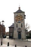 zimmer för clocktower s Royaltyfri Bild