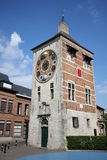 Zimmer tower in Lier, Belgium Stock Photo