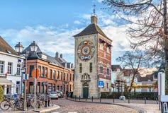Zimmer tower in Lier, Belgium Stock Image