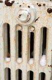 zimna kaloryferowa zimy. Fotografia Royalty Free