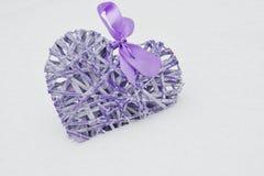 zimna miłość Zdjęcia Royalty Free