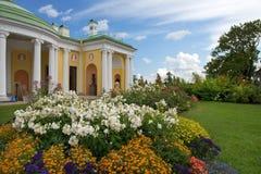 Zimna skąpanie z agatów pokojami w Tsarskoye Selo, Petersburg (Pushkin) Zdjęcia Stock
