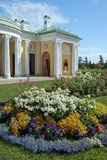 Zimna skąpanie z agatów pokojami w Tsarskoye Selo, Petersburg (Pushkin) Obrazy Royalty Free
