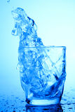 zimna woda Fotografia Stock