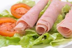 zimnego mięsa warzywa Obraz Royalty Free