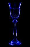 zimnego napoju szklany wino Obrazy Royalty Free