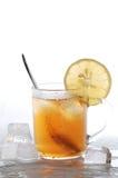 zimnej herbaty Obraz Royalty Free