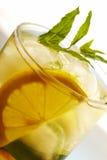 zimnej herbaty zdjęcie royalty free