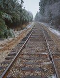 Zimno linia Fotografia Stock