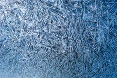 Zimno lodowa mozaika Obrazy Stock