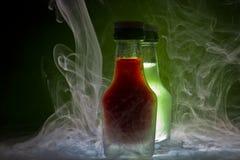 zimny świeży ajerkoniak Zdjęcie Stock