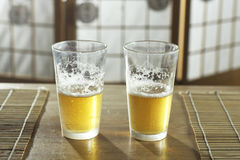 Zimny piwo Fotografia Stock