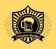 Zimny piwo royalty ilustracja