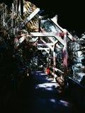 Zimny raj Fotografia Stock