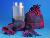 zimny remedium zdjęcie royalty free