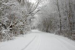 zimowa kraina czarów Obrazy Stock