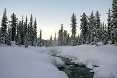 zimowa kraina czarów Fotografia Royalty Free