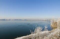 zimowa kraina czarów Zdjęcie Royalty Free