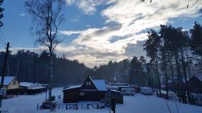 1 zimy Fotografia Stock