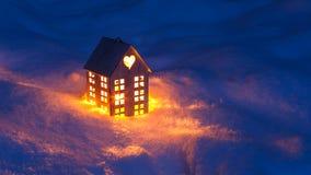 Zimy dekoracja Zdjęcia Stock