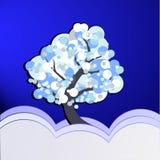 Zimy drzewo Obraz Stock