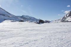 Zimy Jotunheimen park narodowy Zdjęcie Royalty Free