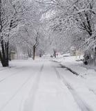 Zimy kraina cud?w zdjęcia royalty free