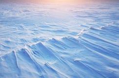 Zimy krajobrazowa tekstura Zdjęcia Stock