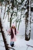 Zimy odzież zdjęcia stock