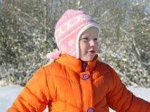 Zimy opowieść Obrazy Royalty Free