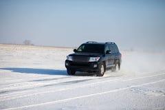 Zimy przejażdżka Fotografia Stock