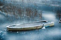 Zimy schronienie Obraz Stock