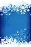 Zimy tło. Obrazy Royalty Free