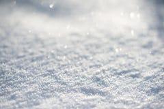 Zimy tło Fotografia Royalty Free