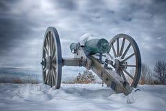Zimy wojna zdjęcie royalty free