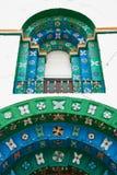Zinacantán Church Close-up Royalty Free Stock Photos
