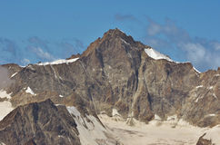 Zinalrothorn Stock Photography
