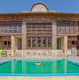 Zinat ol Molk House main room Royalty Free Stock Image
