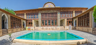 Zinat ol Molk House pool Stock Photo