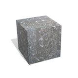 Zinc cube Stock Images