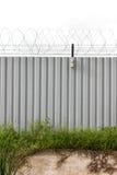 Zinc Fence Barb Stock Photos