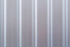 Zinc metal sheet background Stock Image