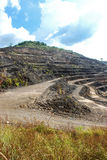 Zinc mine Royalty Free Stock Photography