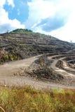 Zinc mine Royalty Free Stock Photography