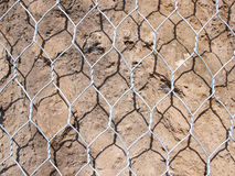 Zinc net Royalty Free Stock Photos