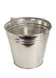 Zinc pail Stock Photography
