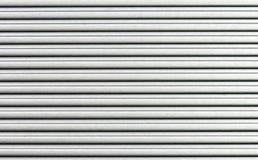 Zinc plate Stock Image