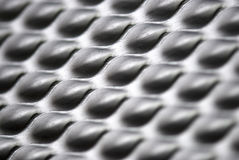 Zinc plate Royalty Free Stock Photography